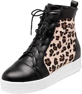 [Melady] レディース ハイトップ ブーツ靴