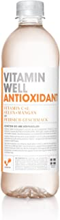 Vitamin Well Antioxidant 12 x 500 ml