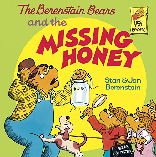 The Berenstain Bears and the Missing Honey (Pictureback(R)) (English Edition)