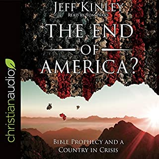 The End of America? audiobook cover art
