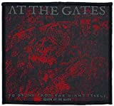 At The Gates Patch 4x4 inch