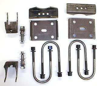 M.O.R.E. 98600 8.8 Rear Axle Upgrade Kit for XJ, TJ & YJ