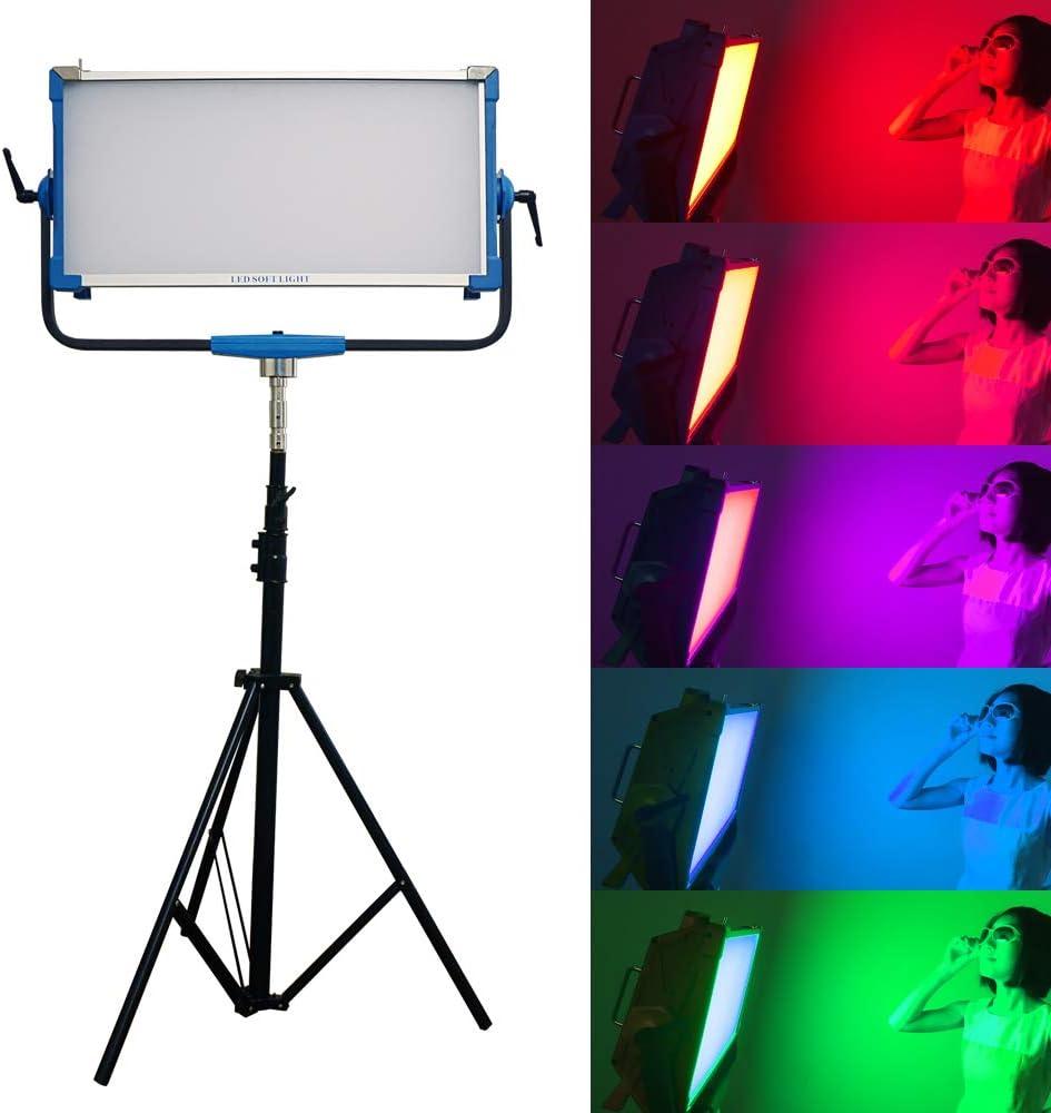 Yidoblo AI-3000C 300W RGBW Sale special price LED Low price Panel L Soft Control APP Lamp