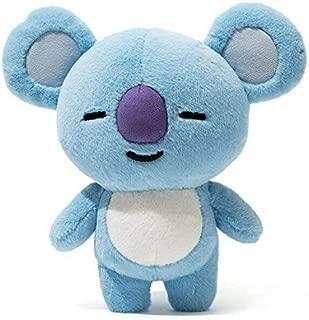 TOBABYFAT BTS Plush Toy Baby Doll Pillow Soft Animal Stuffed Plush Doll 10-18 inch (Koala, 18 inch)