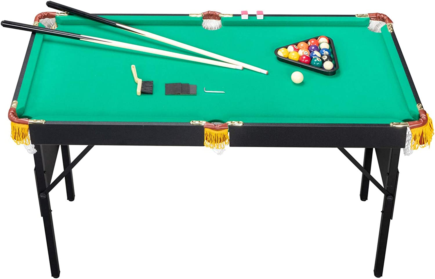 Billiard Table Foldable Indoor and Outdoor Shipping included Female Translated Adult Male