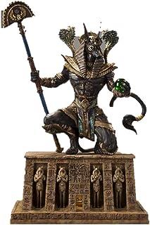予約受け 古代エジプトの死神 アヌビス フィギュア ガレージキット 海外SOULWING塗装済み完成品 スタチュー