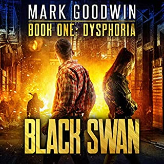 Dysphoria: A Novel of America's Coming Financial Nightmare (Black Swan) audiobook cover art