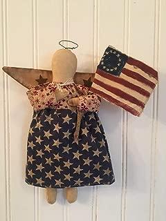 Primitive Americana Angel Doll