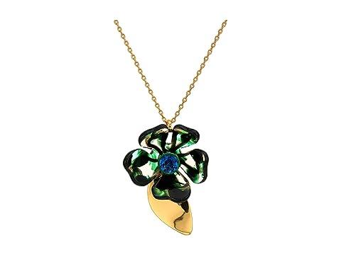Kate Spade New York Petal Pushers Mini Pendant Necklace