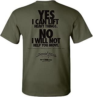 no you move t shirt