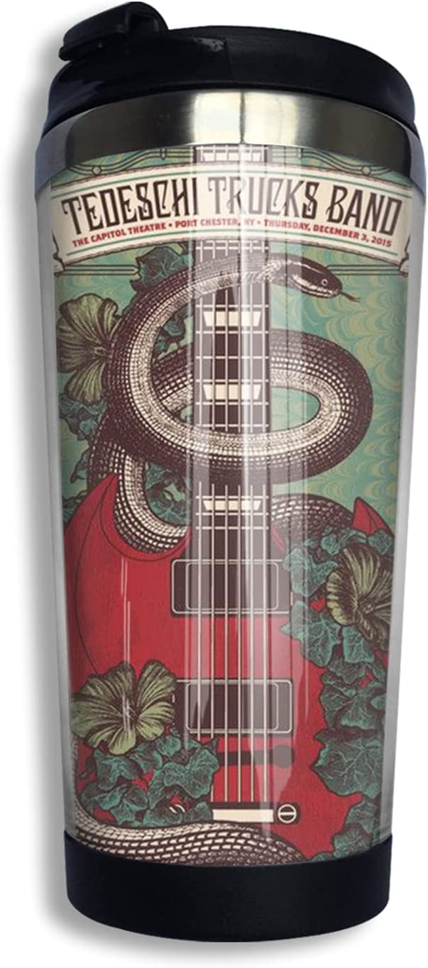 Max 86% OFF specialty shop Tedeschi Trucks Band Insulated Tumblers Coffee L Travel Mug With