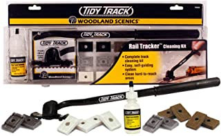 Woodland Scenics TT4550 Tidy Track Rail Tracker Cleaning Kit WOOU4550