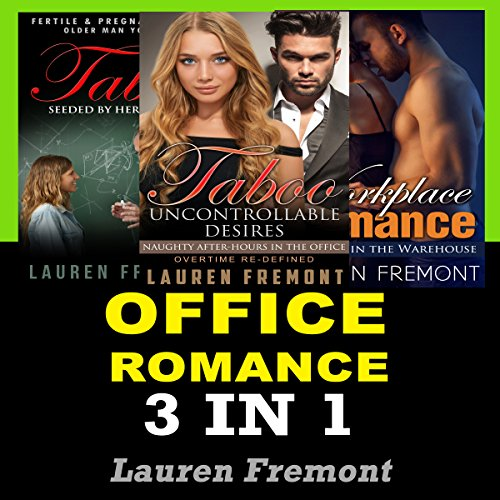 Erotica: Workplace/Office audiobook cover art