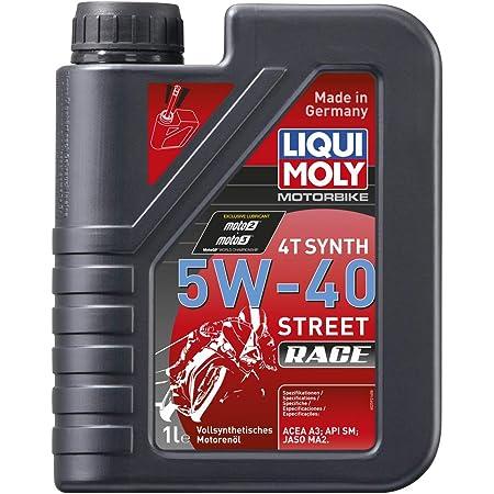Liqui Moly 20829 Motorbike 4t 5w 40 Hc Scooter 1 L Auto