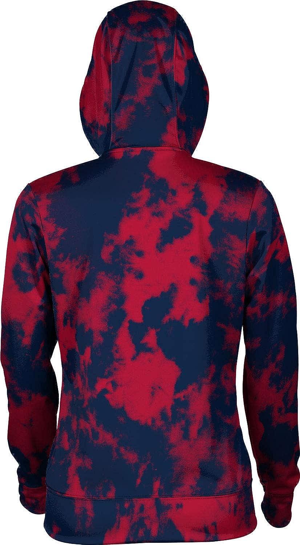 ProSphere Herriman High School Girls' Pullover Hoodie, School Spirit Sweatshirt (Grunge)