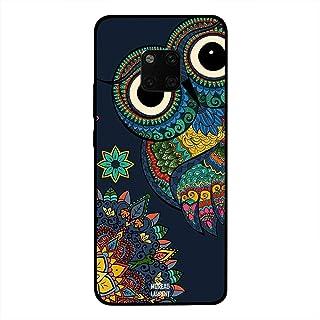 Huawei Mate 20 Pro Case Cover Floral Owl, Moreau Laurent Premium Phone Covers & Cases Design