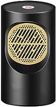 QCLU 300W eléctrico calentador de ventilador mini portátil 7 cuchillas vórtice calentadores eléctricos de gran angular pantalla táctil piso piso saber escritorio dispositivo inteligente calentador ele