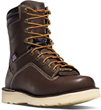 Danner #17329 Men`s Boot   Quarry USA Brown Allay Toe Wedge