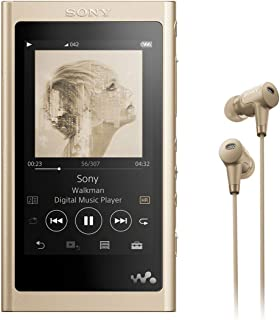 Sony NW-A56HN Pale Gold Hi-Res Audio Walkman NWA56HN
