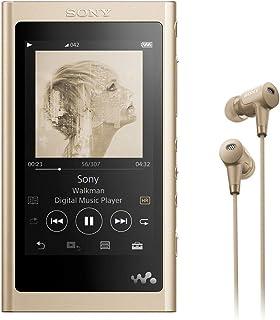 Sony NW-A56HN Pale Gold Hi-Res Audio Walkman NWA56HN