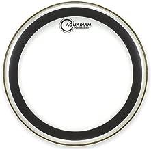 Aquarian Hi-Frequency Drumhead 12 Black HF12BK