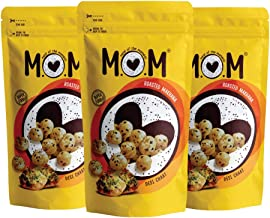 MOM - MEAL OF THE MOMENT Desi Chaat Makhana (Pack of 3, 65g Each)
