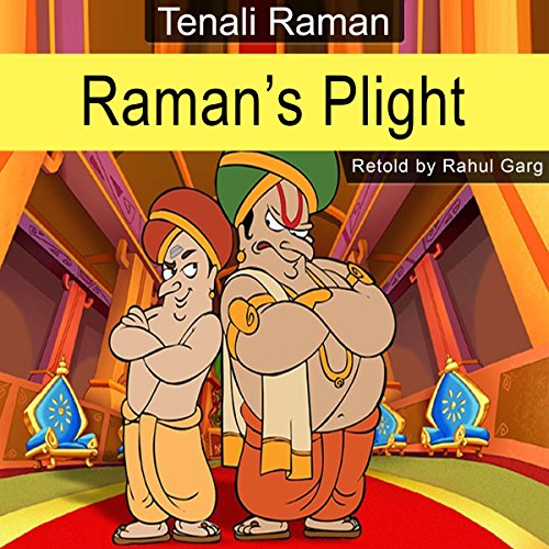 Raman's Plight audiobook cover art