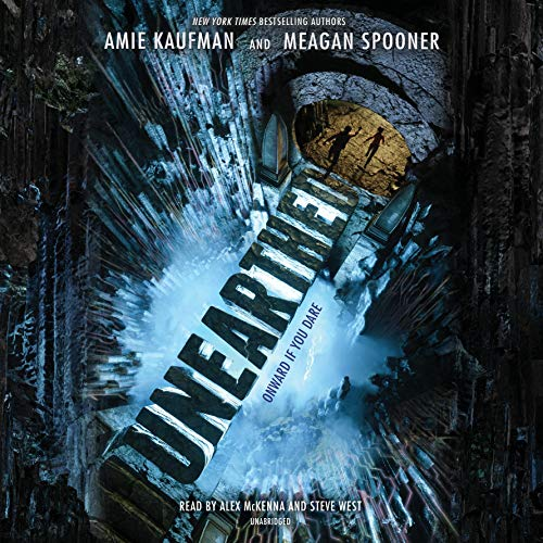 Unearthed                   Written by:                                                                                                                                 Amie Kaufman,                                                                                        Meagan Spooner                               Narrated by:                                                                                                                                 Steve West,                                                                                        Alex McKenna                      Length: 12 hrs and 44 mins     4 ratings     Overall 4.5
