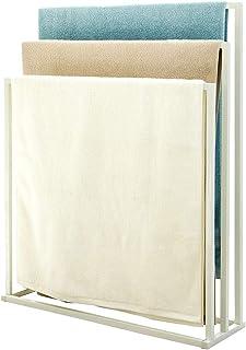 アイリスプラザ タオルハンガー タオル掛け ホワイト 幅65cm Lサイズ THP-650
