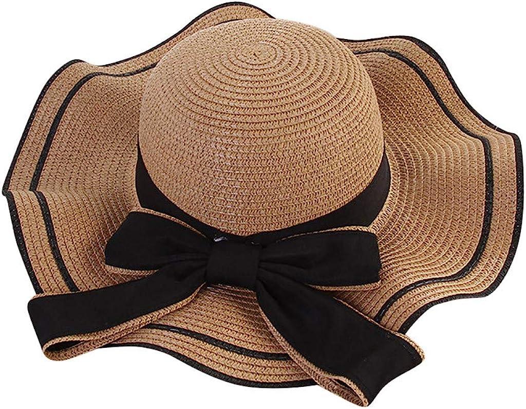 Little Story Woman Hat Elegant,Women Beach Straw Hat Jazz Sunshade Panama Fedora Hat Gangster Cap Women Clothing