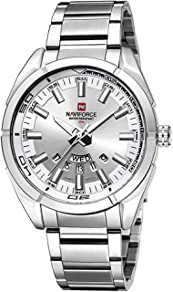 NAVIFORCE 3ATM Water Resistant Analog Man Watch Quartz Business Wristwatch