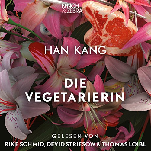 Die Vegetarierin audiobook cover art