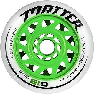 Matter G13CHR 125mm f1(86a) Speed de patinaje–Patines de rollo