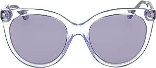 Luxury Fashion | Gucci Womens GG0565S005 Purple Sunglasses | Fall Winter 19