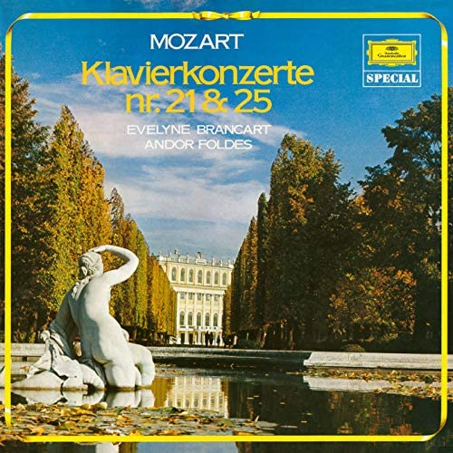 Evelyne Brancart, Dominique Cornil, Andor Foldes, R.T.B. / B.R.T. Grand Symphonic Orchestr, Berliner Philharmoniker, Irwin Hoffman & Leopold Ludwig