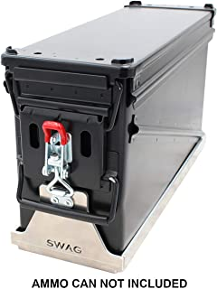 Swag 40 Cal Ammo Can Mount Only