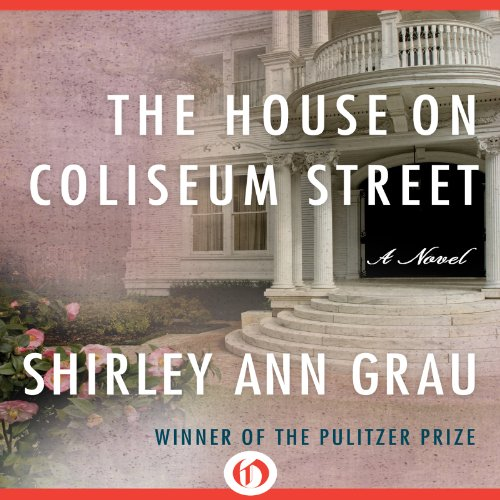The House on Coliseum Street audiobook cover art