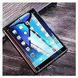 BHPP Kpbhd For Samsung Galaxy Tab A Protector de Pantalla 10.1 2019 A 8.0 10.5 Película de Vidrio Templado de Borde Curvo 9D for Galaxy Tab S5E S4 S6 (Color : Tab A 10.1 2019)
