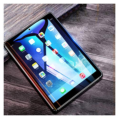 CMDZSW For Samsung Galaxy Tab A Screen Protector 10.1 2019 A 8.0 10.5 2018 9D Curved Edge Tempered Glass Film For Galaxy Tab S5e S4 S6 (Color : Tab A 10.5 2018)