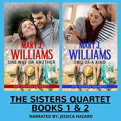 The Sisters Quartet: Books 1 & 2 audiobook cover art