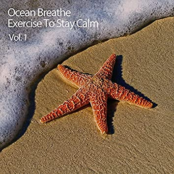 Ocean Breathe Exercise To Stay Calm Vol. 1