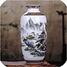 The Hot Rock Ceramic Vase Vintage Chinese Style Animal Vase Fine Smooth Surface Home Decoration Furnishing Articles,5,Australia