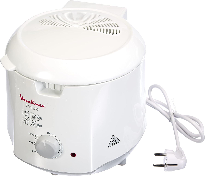 Moulinex Principio AF2301Minifreidora compacta con potencia de 1000W.