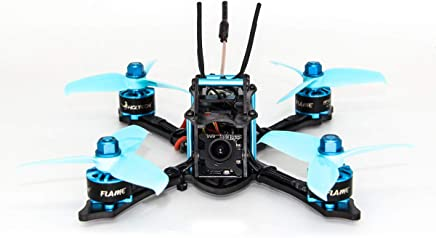$180 » HGLRC 145mm FPV Racing Drone BNF XJB145 3 inch Drone Omnibus F4 Flight Controller 28A Blheli_S 4 in 1 ESC 25/100/200/350mW Switchable VTX 1407 3600KV Brushless Motor RC Drones Quadcopter (FRSKY XM+)