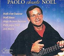 paolo chante noel