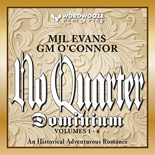 No Quarter: Dominium audiobook cover art