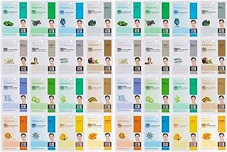 Best 2 Sets of Dermal Korea Collagen Essence Full Face Facial Mask Sheet 16 Combo A Pack Reviews
