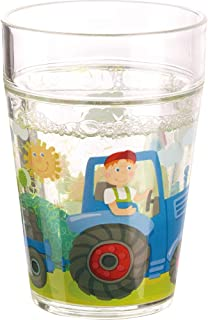 HABA Glittery Tumbler Tractor for Kids | Cutlery Item