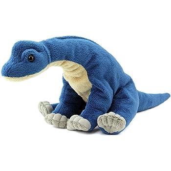 カロラータ ブラキオサウルス ぬいぐるみ 恐竜 (おすわりシリーズ) 20cm×17cm×14cm