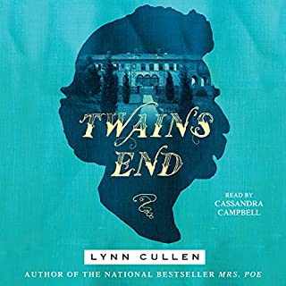 Twain's End audiobook cover art
